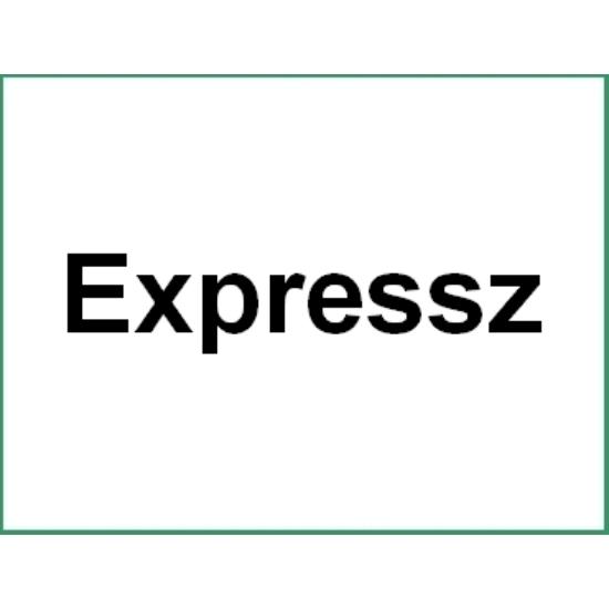 04. Expressz díj kisgép javításra 2-5 munkanap, garanciaidőn belüli meghibásodás esetén
