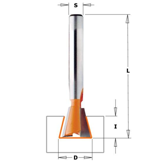 CMT Fecskefarkmaró Hoffmann gépekhez HW L=49