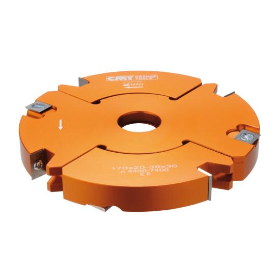 CMT ipari, 20-39 mm között állítható nútmaró szerszám