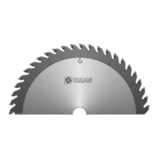 OMAS Ipari, univerzális körfűrész tárcsa 300x3,2x30 Z=48