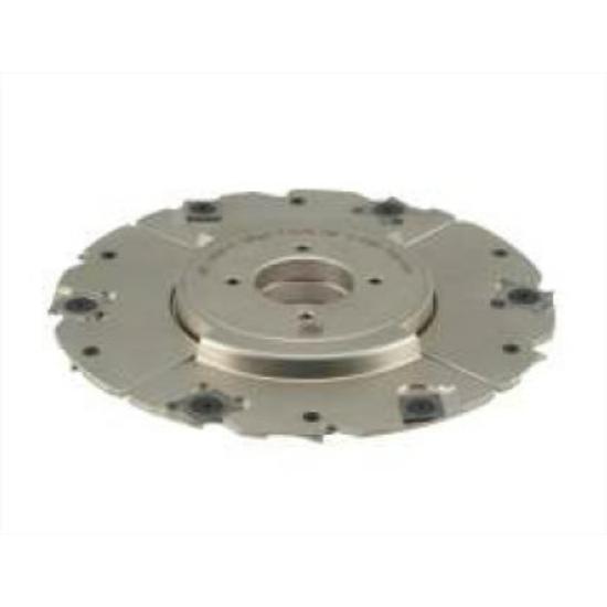OMAS Cserélhető lapkás állítható nútmaró szerszám K408-A D=140