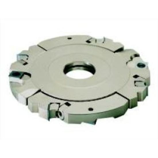 OMAS Cserélhető lapkás állítható nútmaró szerszám K408-C D=250