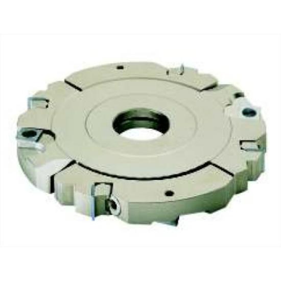 OMAS Cserélhető lapkás állítható nútmaró szerszám K408-D D=140