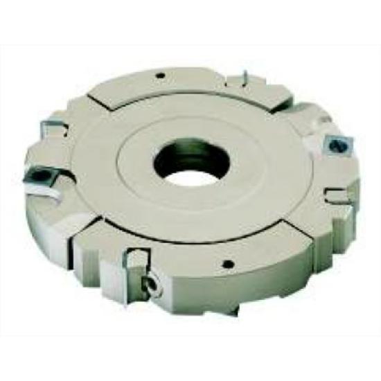 OMAS Cserélhető lapkás állítható nútmaró szerszám K408-E D=140