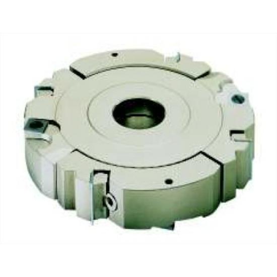 OMAS Cserélhető lapkás állítható nútmaró szerszám K408-F D=140