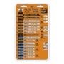 Kép 1/2 - CMT 16 darabos ipari dekopír fűrészlap készlet