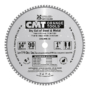 Kép 1/4 - CMT Ipari száraz vágó körfűrészlap 300x30 Z80