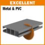 Kép 3/6 - CMT Ipari ITK PLUS Kompozit és színesfém vágó fűrésztárcsa 216x30 Z64