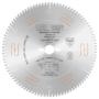 Kép 1/7 - CMT Krómozott ipari körfűrésztárcsa bútorlaphoz és finom vágásokhoz D=250/300 B=30