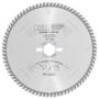 Kép 1/6 - CMT Ipari körfűrésztárcsa kétoldalas melamin bútorlaphoz, finom vágásokhoz D=200-350 B=30