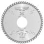 Kép 1/4 - CMT ipari, körfűrésztárcsa kétoldalas laminált bútorlaphoz B=65