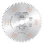 Kép 1/5 - CMT ipari, zajcsillapított és krómmal bevont körfűrészlap függőleges lapszabászgépre D=250/300