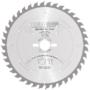 Kép 1/6 - CMT körfűrészlap tömörfa és retegelt lemezhez vágására 400x30 Z60