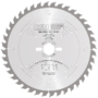 Kép 1/6 - CMT körfűrészlap tömörfa és retegelt lemezhez vágására B=35