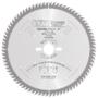 Kép 1/6 - CMT ipari fűrésztárcsa finom vágáshoz 350x35 Z108