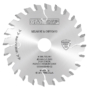 Kép 1/3 - CMT Ipari kúpos elővágó 125x20 Z24