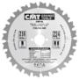 Kép 1/5 - CMT ipari hasító körfűrészlap D=300-500x30 Z=24-44