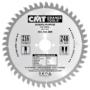 Kép 1/6 - CMT Ipari, univerzális körfűrészlap 160x16 Z24