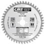 Kép 1/6 - CMT Ipari, univerzális körfűrészlap 125x20 Z20