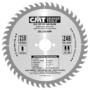 Kép 1/5 - CMT Ipari, precíz, keresztvágó körfűrész hordozható gépekhez 235x30 Z48