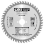 Kép 1/5 - CMT Ipari, precíz, keresztvágó körfűrész hordozható gépekhez 165x20 Z40