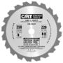 Kép 1/5 - CMT Kerti bozótvágó fűrésztárcsa 250x25,4 Z20