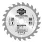 Kép 1/6 - CMT Ipari, vegyes használatú fűrésztárcsa készlet - 10 db 136x20 Z18