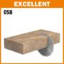 Kép 4/6 - CMT Ipari, vegyes használatú fűrésztárcsa készlet - 10 db 165x20 Z24