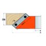 Kép 3/5 - CMT Ipari 45°-os szögmaró szerszám