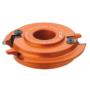 Kép 1/4 - CMT Ipari gömbölyítő szerszámok, R5/10 (3/6, 4/8)