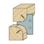 Kép 3/4 - CMT Ipari gömbölyítő szerszámok R15/20 (12/18)