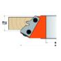 Kép 3/3 - CMT Ipari 45°-os sarok illesztő és szélességtoldó szerszám