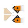 Kép 3/5 - CMT -45° és +45° között állítható szögmaró szerszám