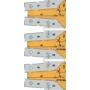 Kép 3/4 - OMAS CNC betétmaró 627-AC 152X110 HSK-63F RH