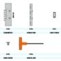 Kép 4/4 - OMAS CNC szegmenstoldó szerszám 628-A 110X80X30 HSK-63F LH