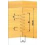 Kép 4/4 - OMAS CNC állítható szegmenstoldó szerszám 628-B HSK-63F RH