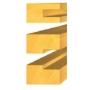 Kép 3/3 - OMAS beforrasztott lapkás nút- és falcmaró szerszámok, 4-20 mm közötti méretekben, Z=6