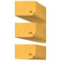 Kép 3/4 - OMAS Cserélhető lapkás multiprofil gömbölyítő marófej