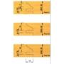 Kép 3/5 - OMAS Cserélhető lapkás multiprofil bútorajtó gyártó szerszám csoport K426-2