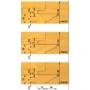 Kép 4/7 - OMAS Cserélhető lapkás multiprofil bútorajtó gyártó szerszám csoport K426-5P