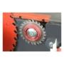 Kép 3/3 - Robland LEADER állítható vágásszélességű elővágó, gyors beállító rendszerrel