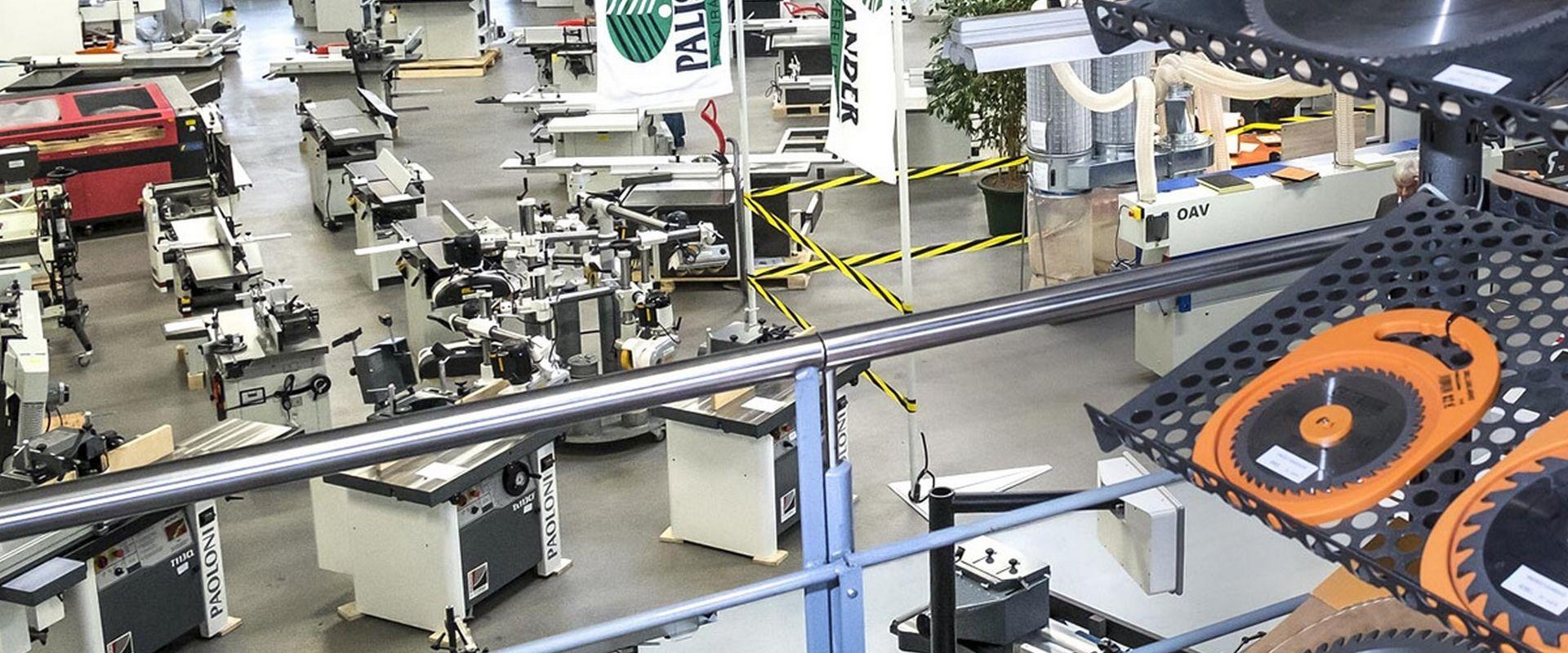 Népszerű és világszínvonalú gépgyártók termékei raktárkészletről